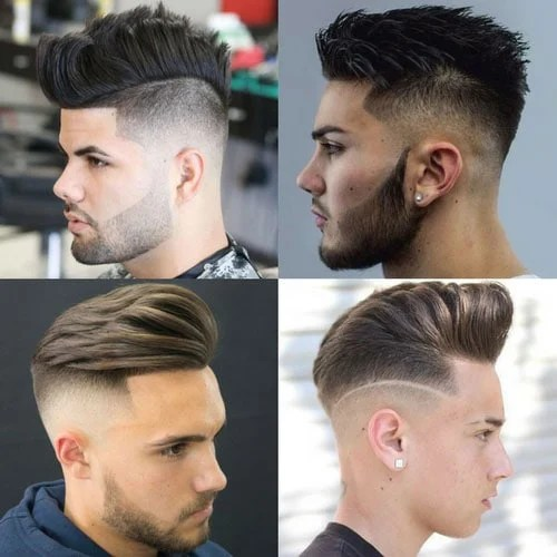 Image Result For Top Beard Styles For Men In Mens Haircuts