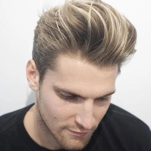 27 Short Sides Long Top Haircuts 2019 Mens Haircuts