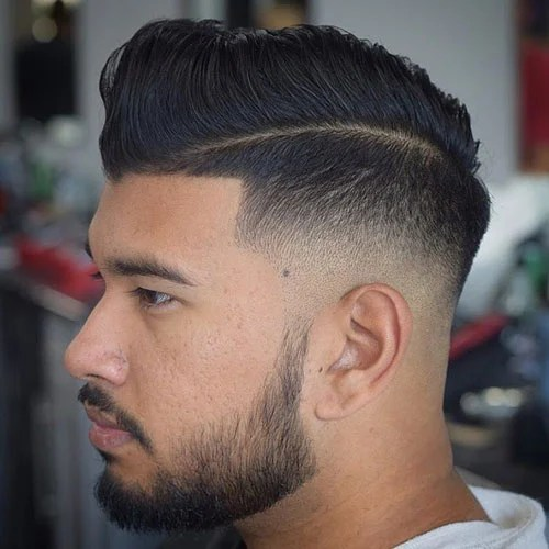 Best Haircuts For Guys With Round Faces 2018 Mens