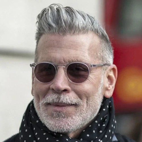 Best Hairstyles For Older Men 2019  Mens Haircuts