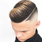 comb over fade haircut 2018 men's
