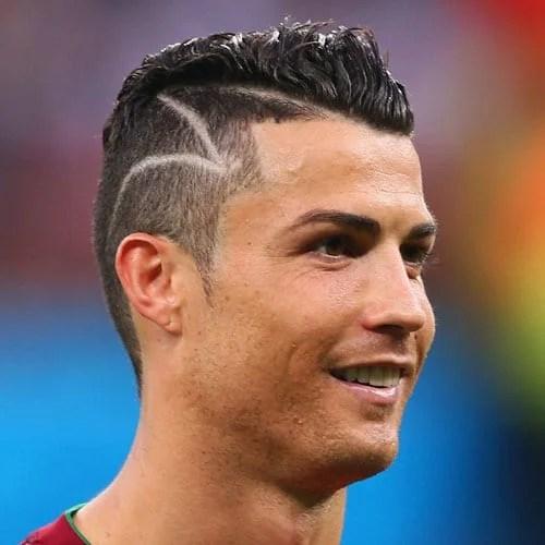 Cristiano Ronaldo Haircut 2019 Mens Haircuts