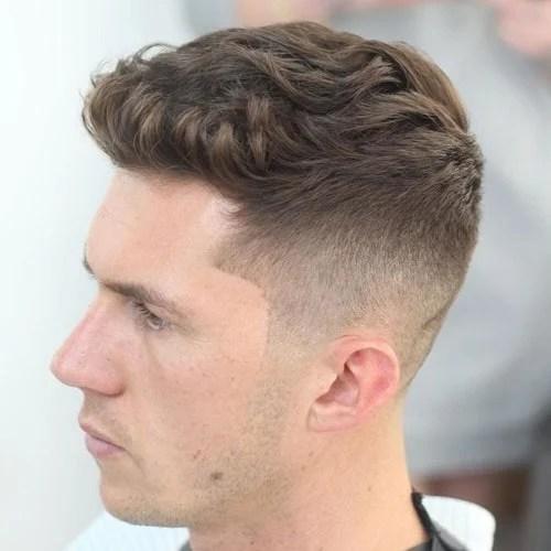 Tape Up Haircut Mens Haircuts Hairstyles 2017