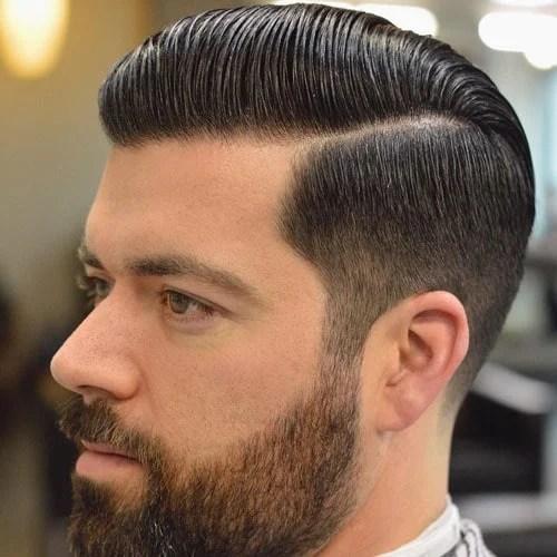 Comb Over Fade Haircut 2017 Mens Haircuts Hairstyles 2017