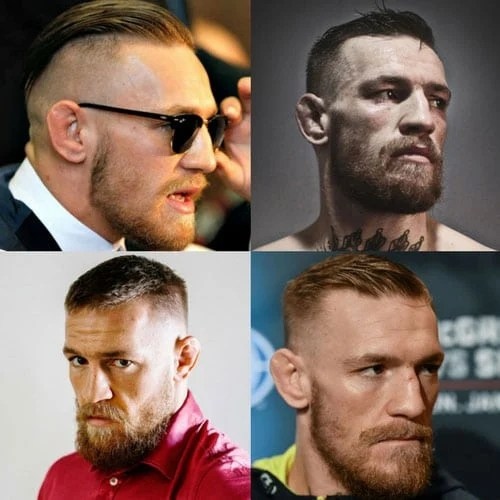Conor McGregor Haircut 2019  Mens Haircuts  Hairstyles 2019