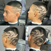 edgy men haircuts men's