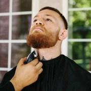 conor mcgregor haircut 2018 men's