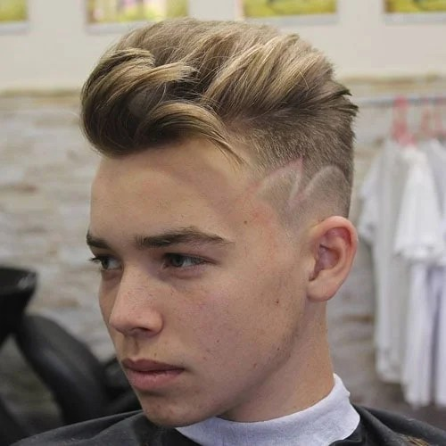35 Best Teen Boy Haircuts: Cool Hairstyles For Teenage ...