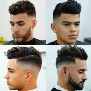 haircut names men - types of