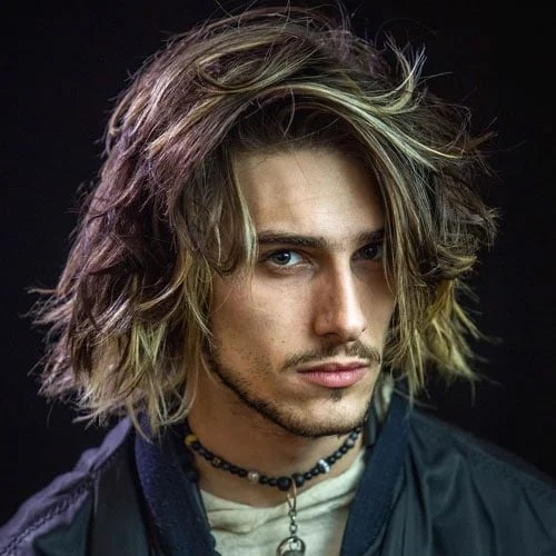 Image Result For Good Long Hairstyles For Guys