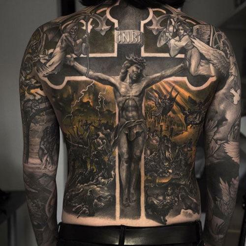 Best Christian Tattoos For Guys