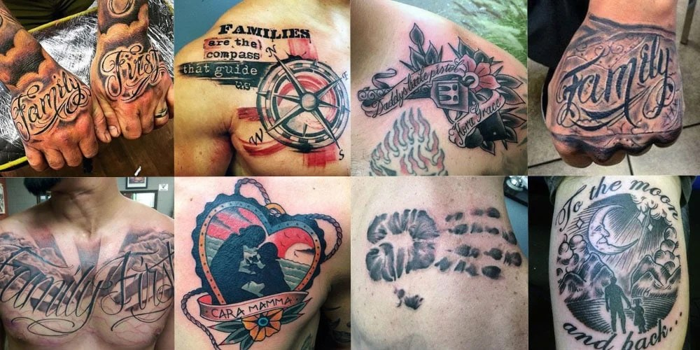 Hood Half Sleeve Forearm Tattoos For Men