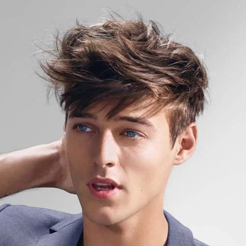 37 Messy Hairstyles For Men (2020 Guide)