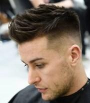 messy hairstyles men 2019