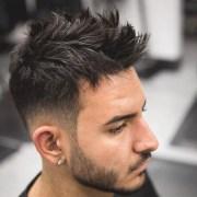 trendy spiky hairstyles