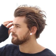 flow hairstyles men