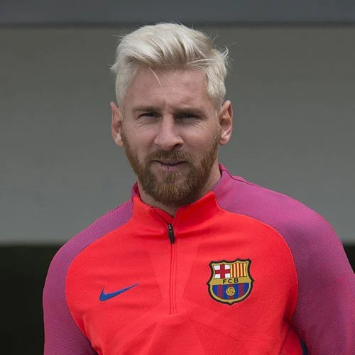 Lionel Messi Haircut Men's Hairstyles Haircuts 2017