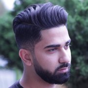 modern hairstyles men 2019