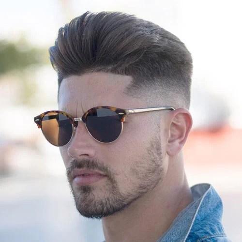 25 Modern Hairstyles For Men 2018