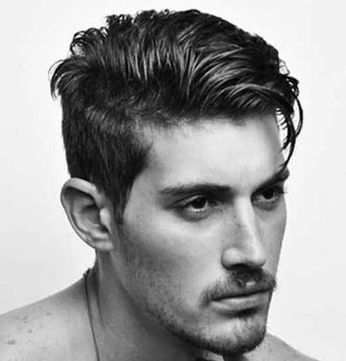 19 Short Sides Long Top Haircuts Men's Hairstyles Haircuts 2017