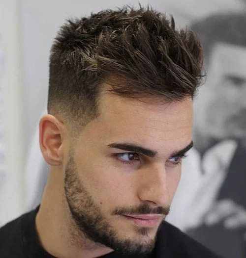 35 New Hairstyles For Men In 2017 Men's Hairstyles Haircuts 2017