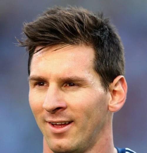 fryzury piłkarzy barcelony