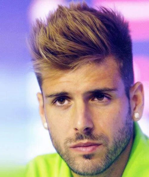 15 Best Soccer Player Haircuts Mens Hairstyles