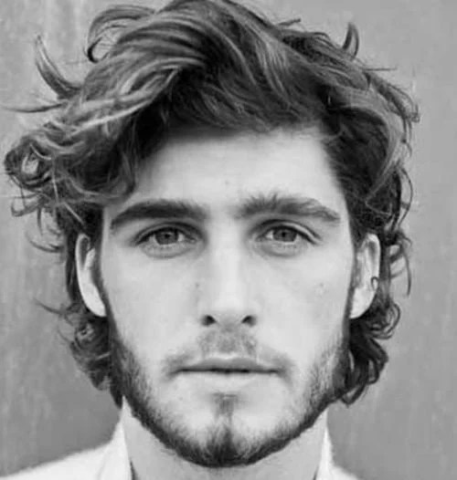 21 Wavy Hairstyles For Men Men's Hairstyles Haircuts 2017