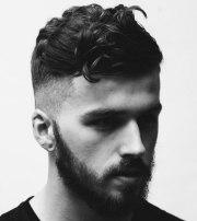 wavy hairstyles men men's