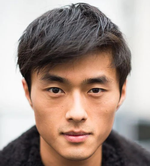 Image Result For Short Asian Guy Hairstyles