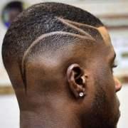 cool haircut design men