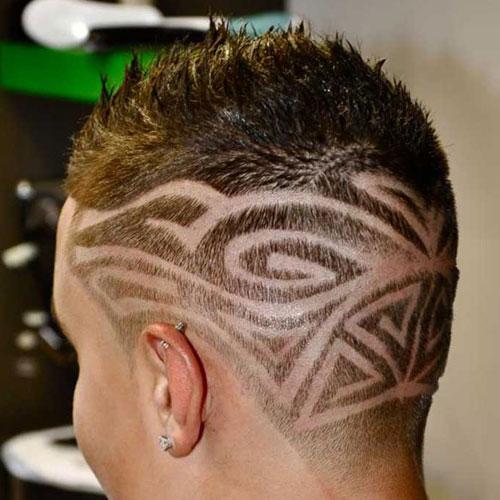 Cool Designs For Men Barber Haircut New Design