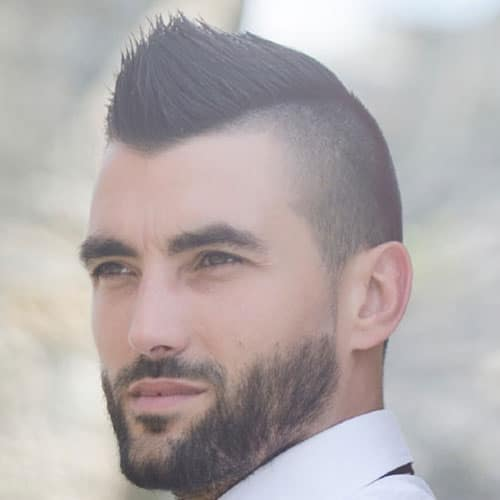 30 Mohawk Hairstyles For Men Men's Hairstyles Haircuts 2017