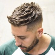 line haircut men's hairstyles
