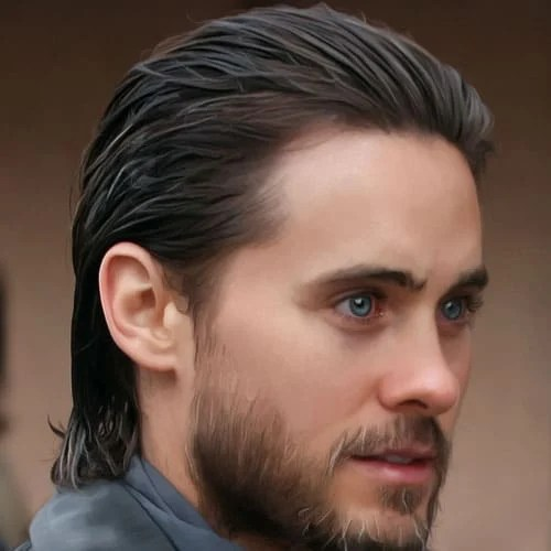 Slicked Back Hairstyles Men's Hairstyles Haircuts 2017