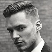 taper fade haircut - types of fades