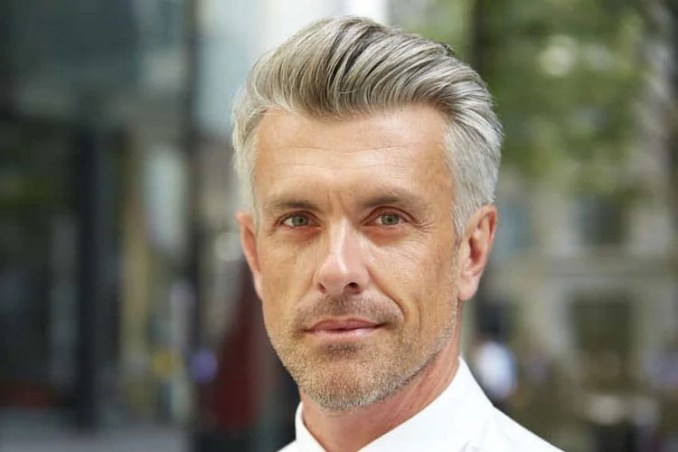Image Result For Older Mens Long Hairstyles