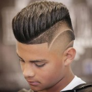 hairstyles teenage guys