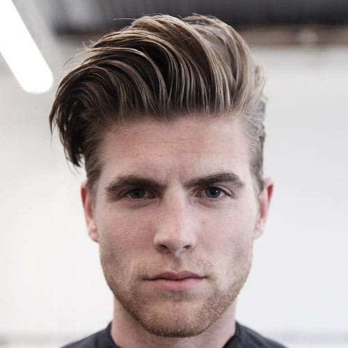 Comb Over Hairstyles For Men Men's Hairstyles Haircuts 2017