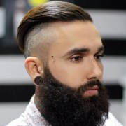cool shaved sides hairstyles