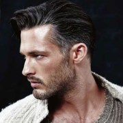 layered haircuts men
