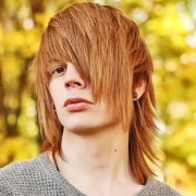 emo hairstyles guys men's