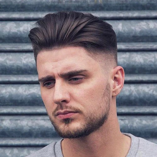 Best Hairstyles For Men With Round Faces Mens