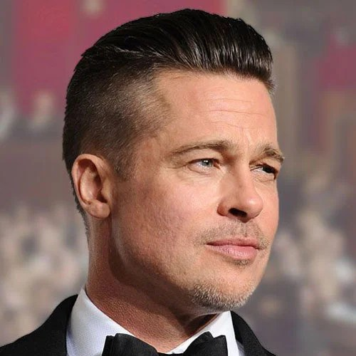 Brad Pitt Hairstyles  Mens Hairstyles  Haircuts 2017