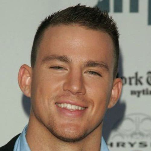 Channing Tatum Haircut
