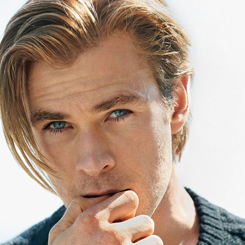 Chris Hemsworth Haircut Mens Hairstyles Haircuts 2017