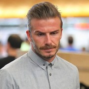 david beckham hairstyles men's