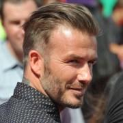 david beckham hairstyles men's