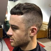 caesar haircut styles men's hairstyles