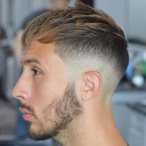 Mens Hairstyles For Oval Faces Mens Hairstyles